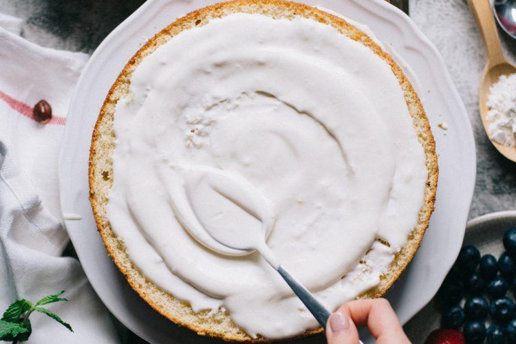 Basic Vanilla Cake