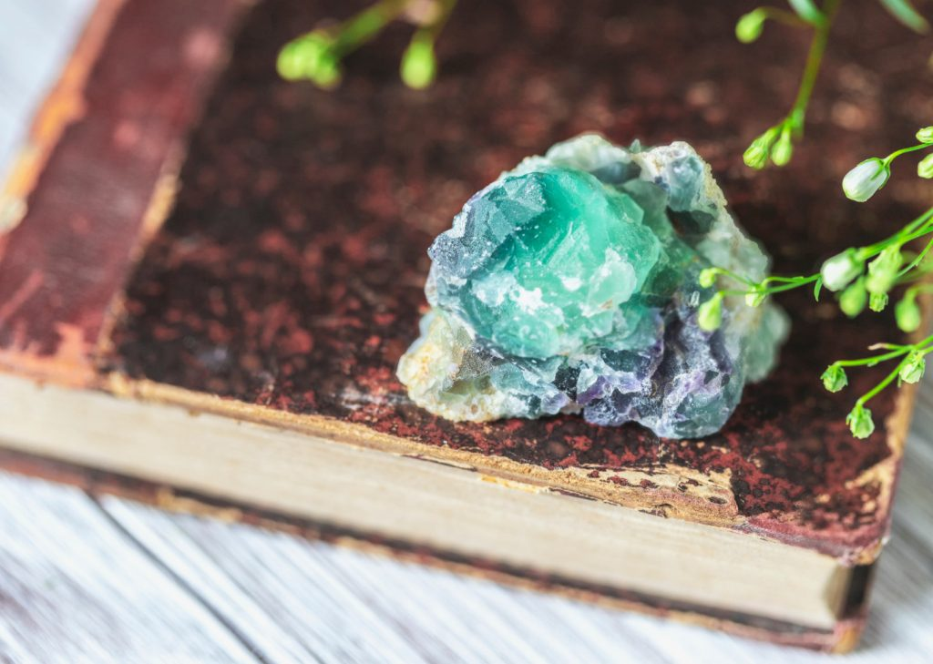 Channelled Mineral and Crystal Energy Healing