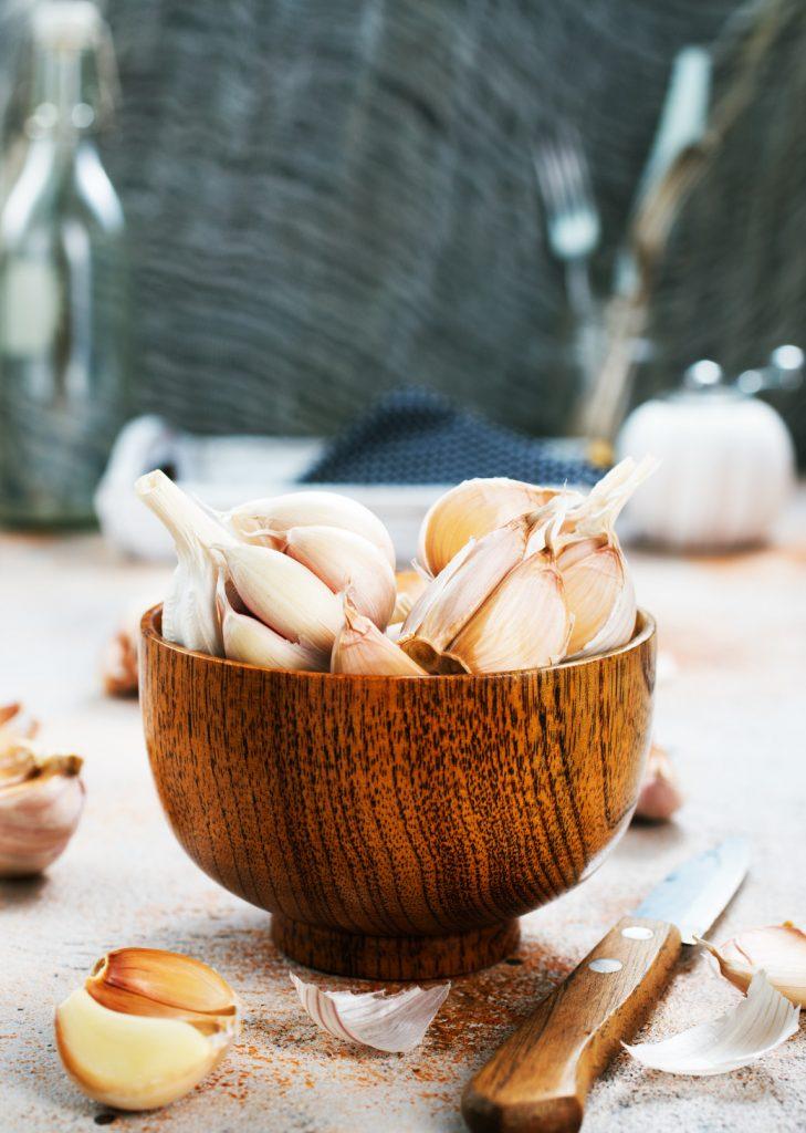 Garlic| Flavourful Salt Alternatives