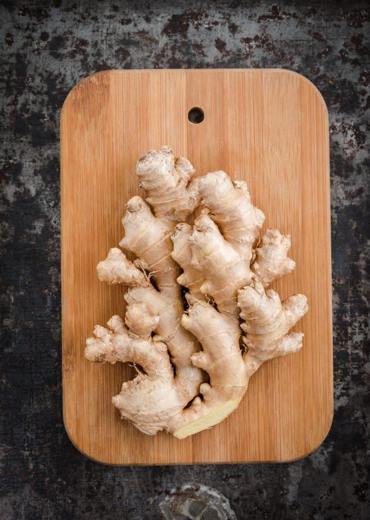 Ginger | Flavourful Salt Alternatives