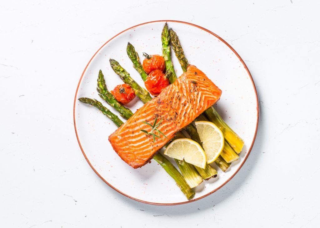 Instant Pot (Frozen) Salmon