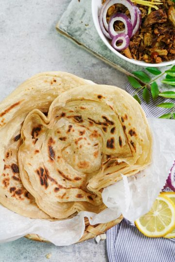 4 Traditional Indian Flatbread Recipes to Try RN