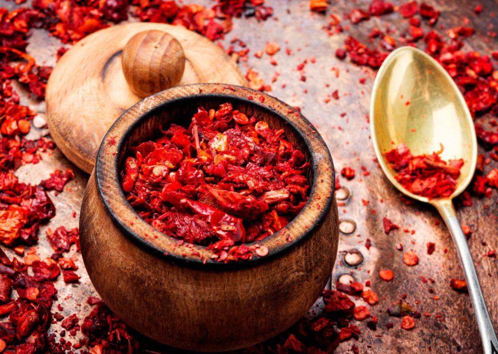 Red pepper flakes | Flavourful Salt Alternatives