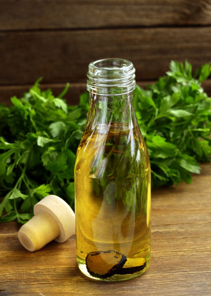 Truffle oil | Flavourful Salt Alternatives