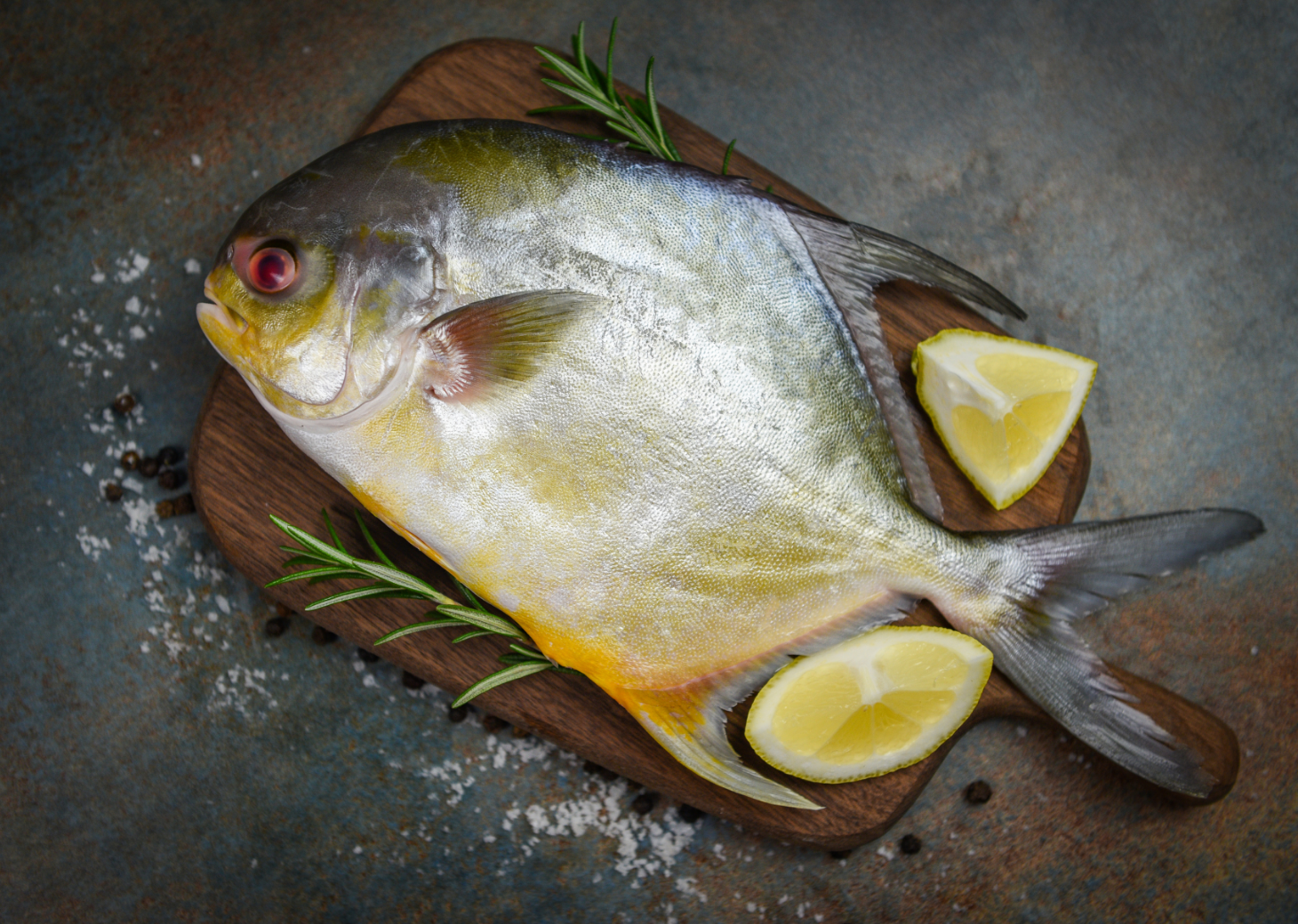 Top 10 Black Pomfret Recipes