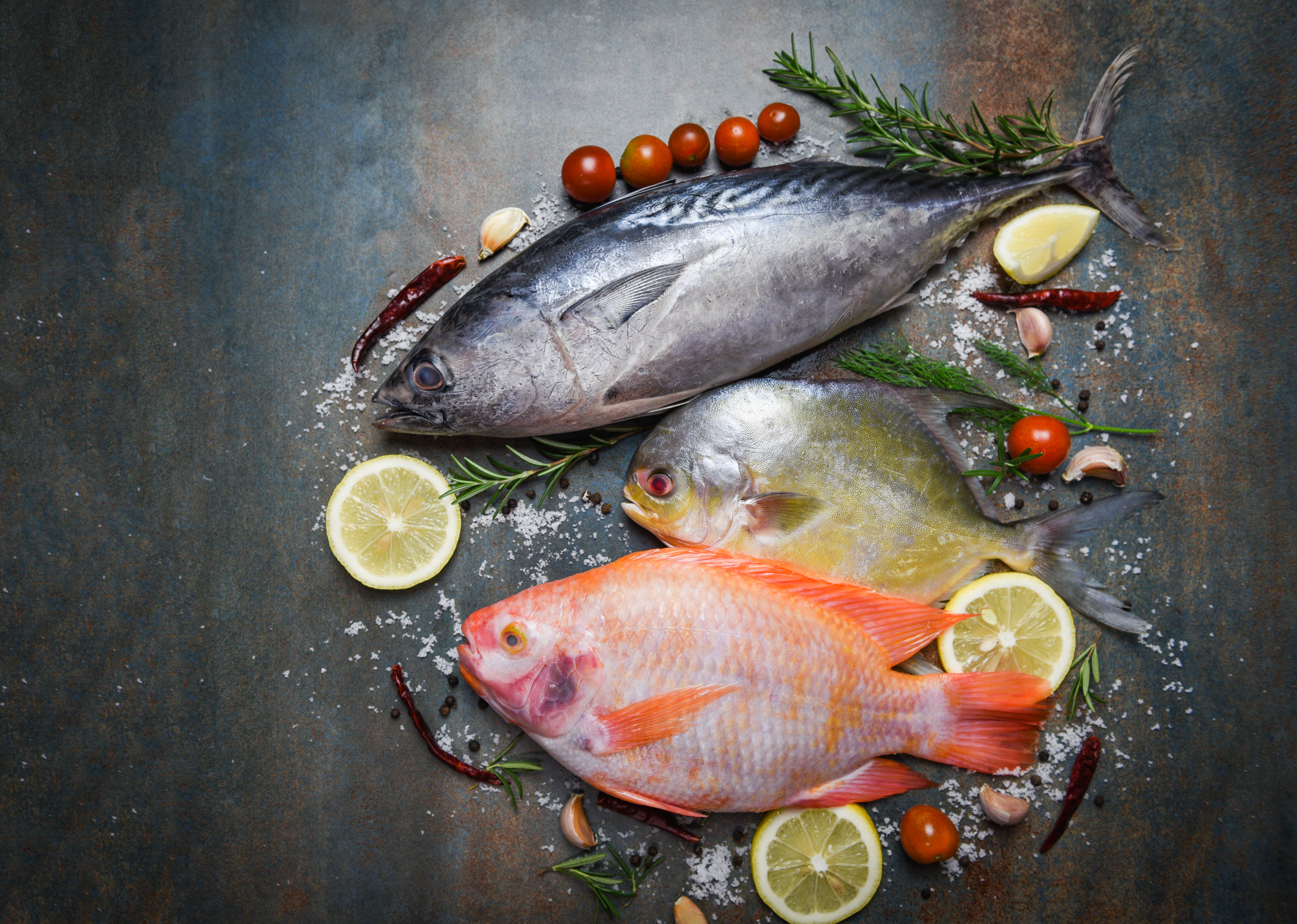 Top 15 Red Pomfret Recipes