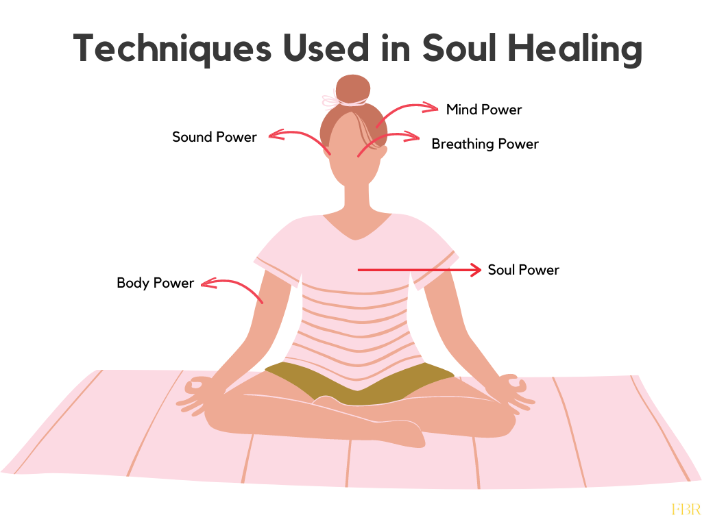 Techniques Used in Soul Healing