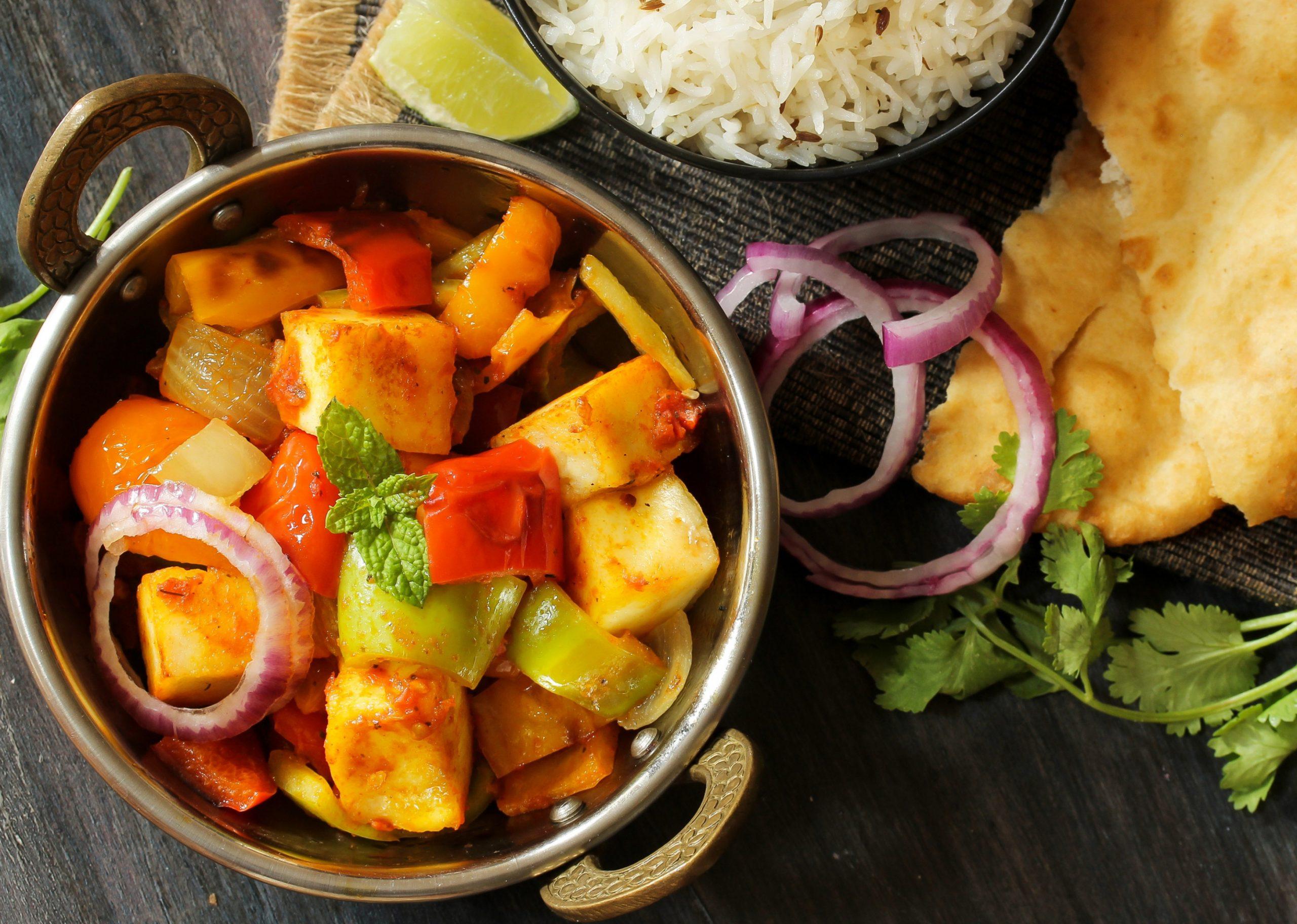 Kadai Paneer Recipe (Restaurant Style)