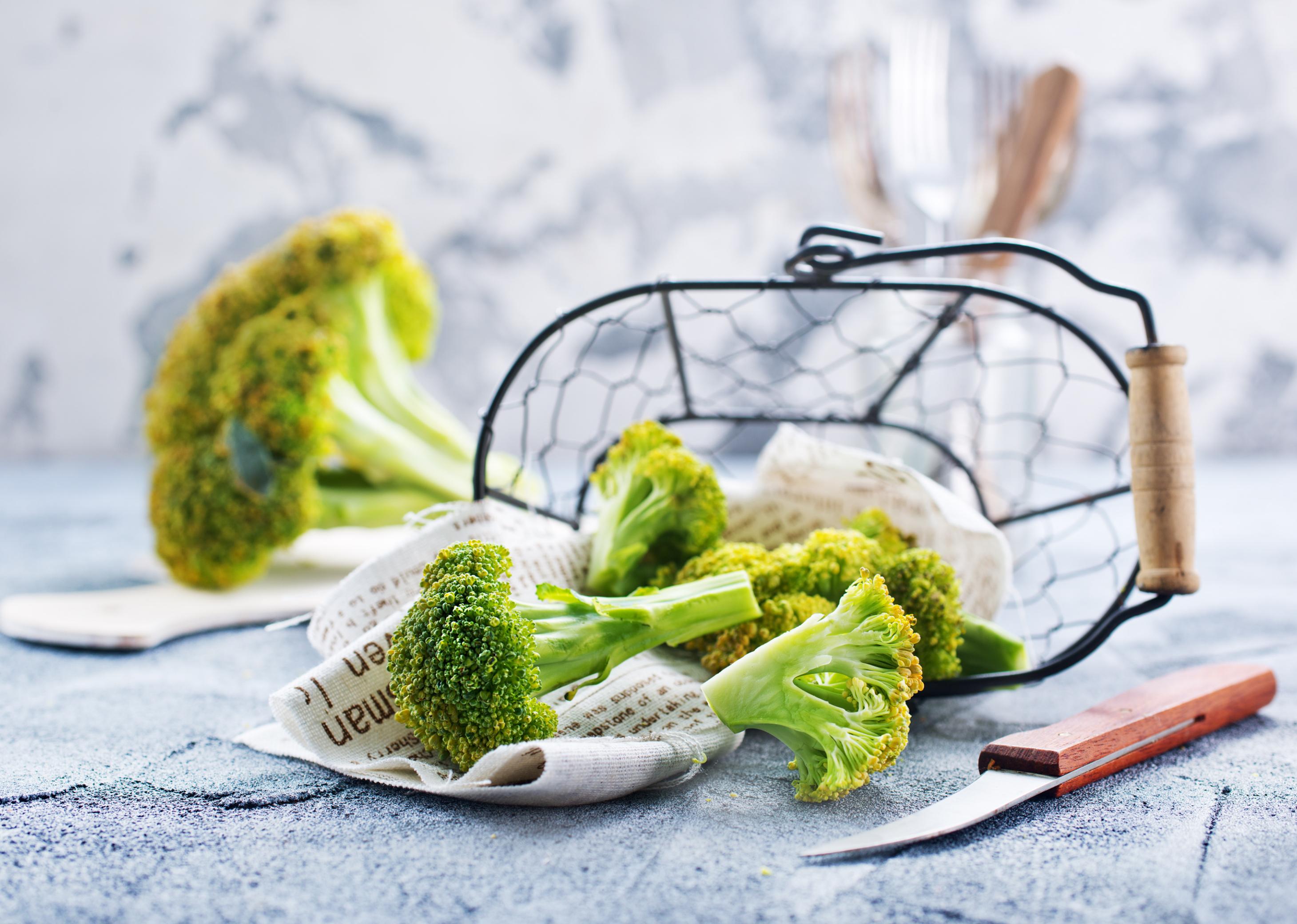 Broccoli | Citrus Fruits and Vegetables