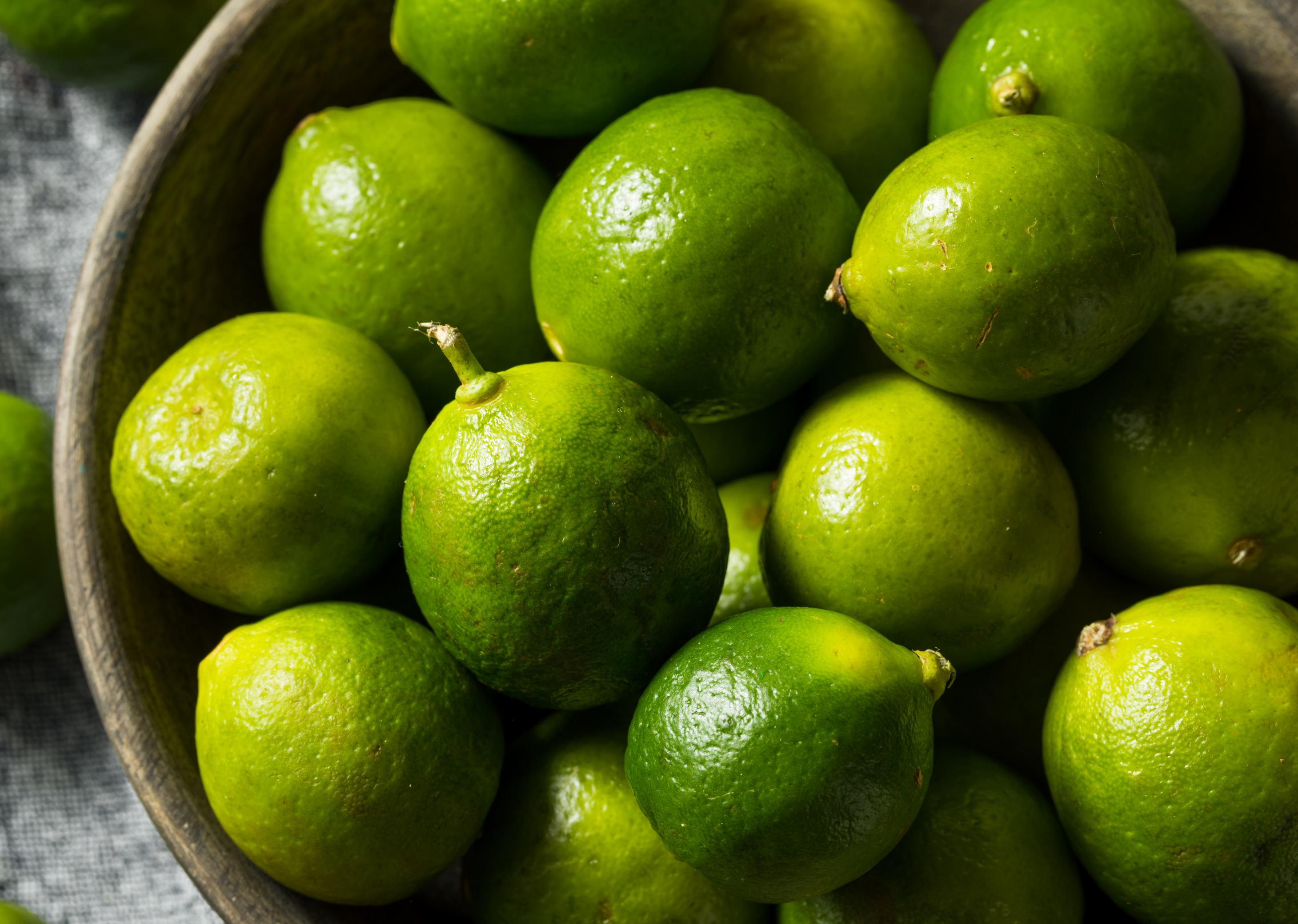 Key Lime | Citrus Fruits and Vegetables