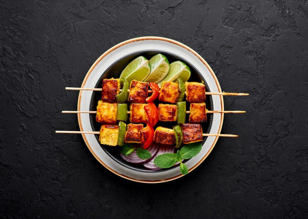 Health Benefits of Eating Paneer Shashlik