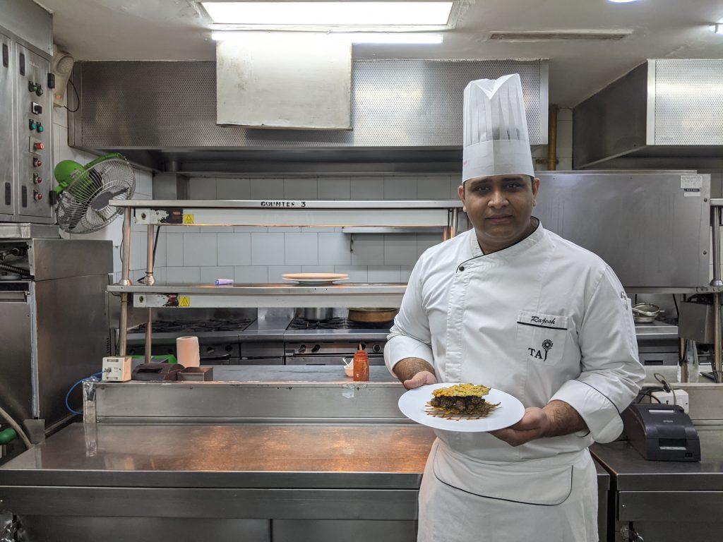 Palak Patta Chaat Recipe by Chef Rajesh Singh