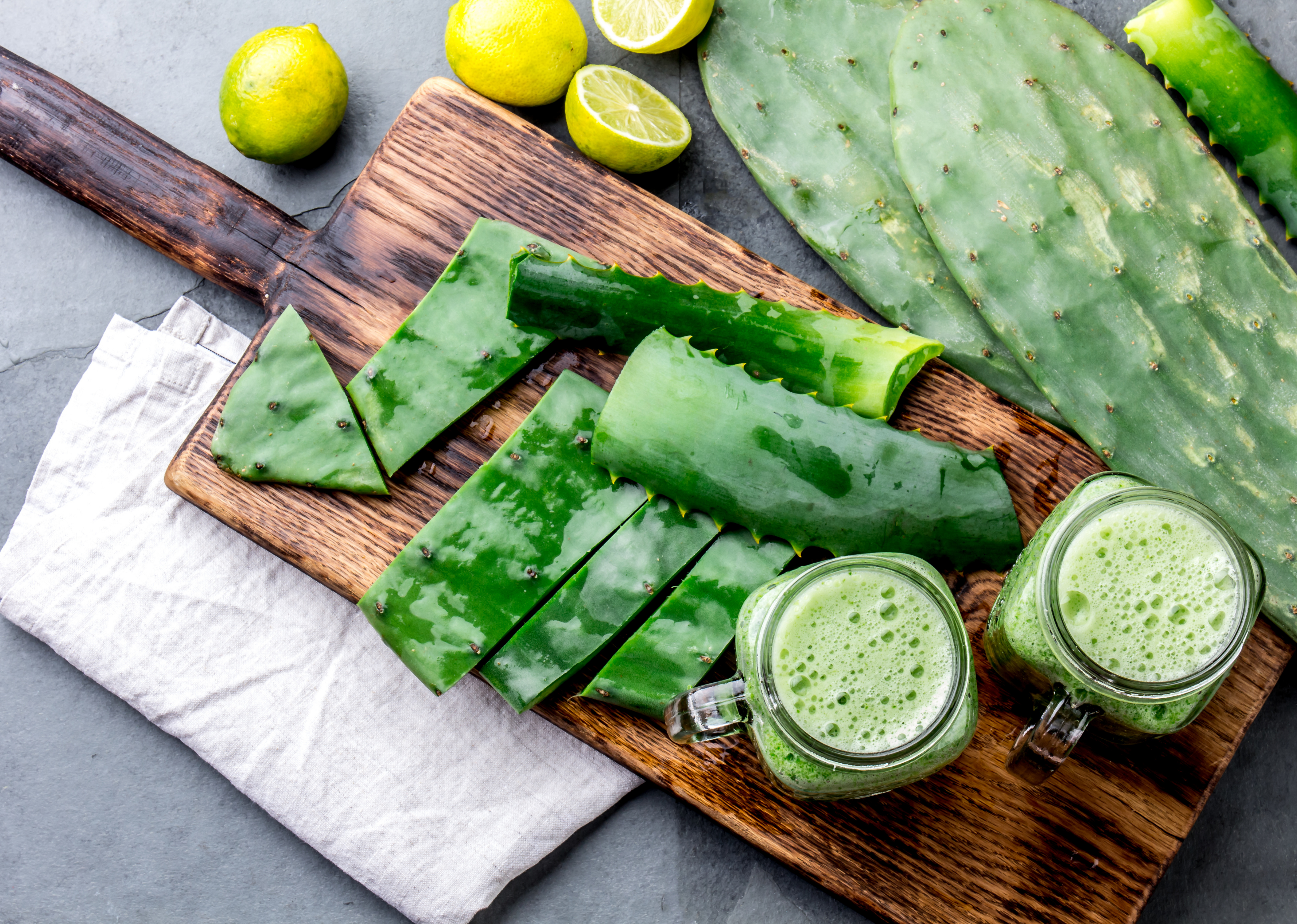 Aloe Vera Smoothie Recipe, Benefits and More