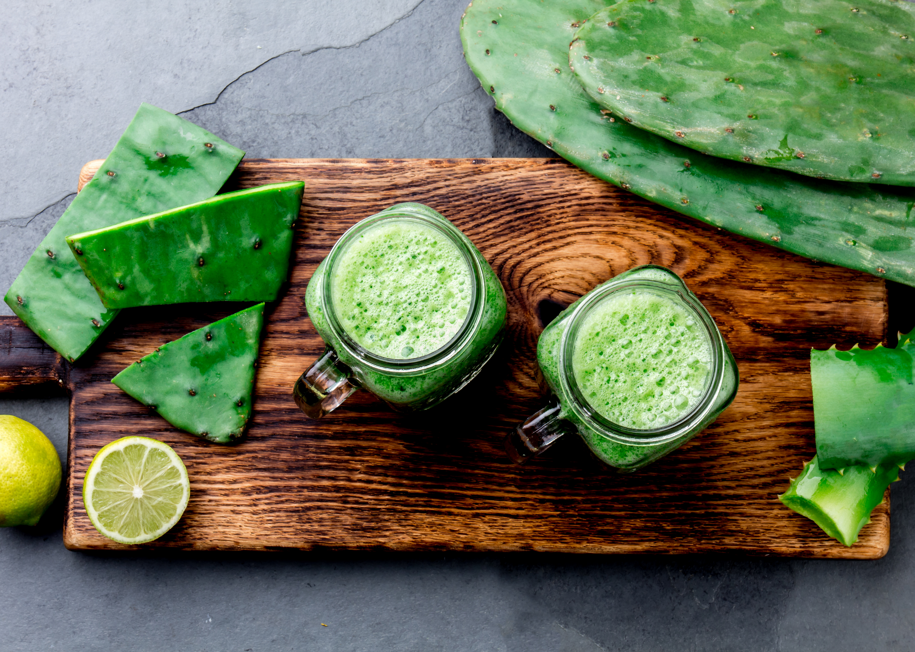 Aloe Vera Smoothie Recipe