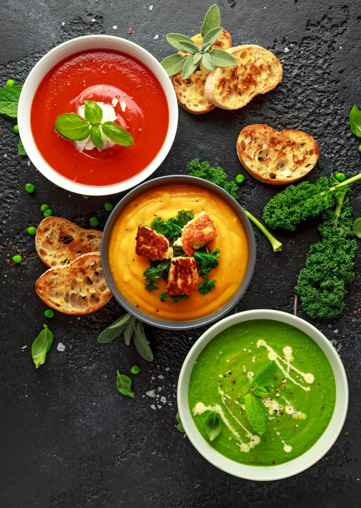 Cold Soup Recipes to Beat The Heat