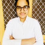 Vishakha Kanwar Rathore, Digital Marketing Intern, School of Commerce (DAVV)