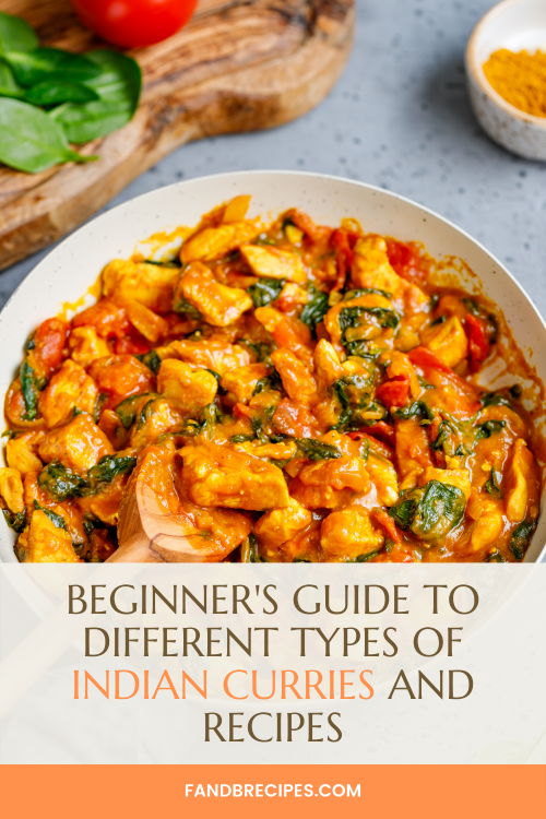 Beginner's Guide to Different Types of Indian Curries and Recipes