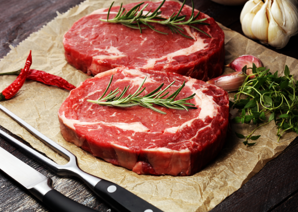 Dry Aged Bourbon Steak