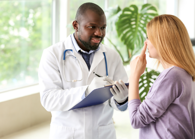 How Does a Rhinoplasty Solve Certain Medical Issues?
