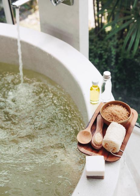 How To Prepare For a Spiritual Bath?