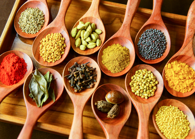 Natural Spice Buying Guide
