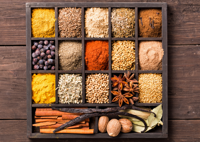 Tips for Proper Storage of Natural Spices