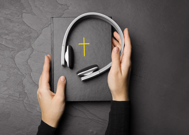 Why Listening to Religious Podcasts Can Improve Your Life