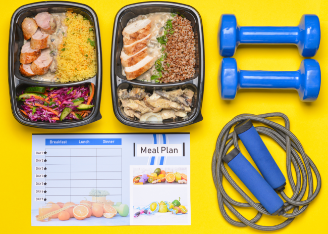 4 Pro Meal Planning Tips
