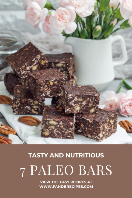 7 Best Paleo Bars to Try RN Pin