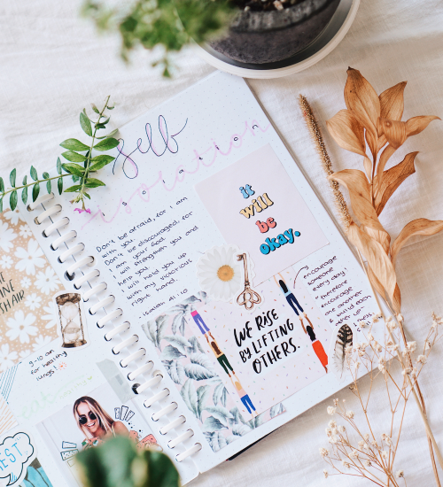 Bullet Journal Goals Page Ideas and Tips