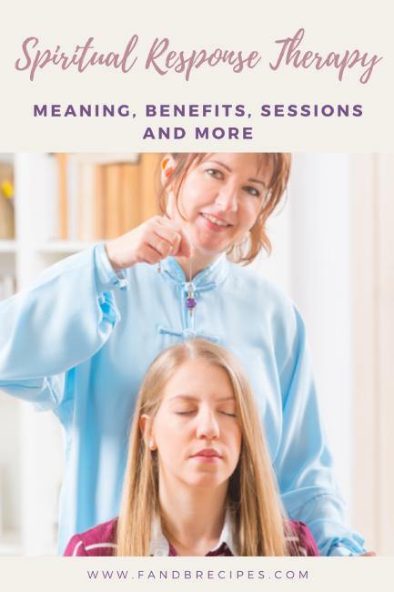 Spiritual Response Therapy Pin