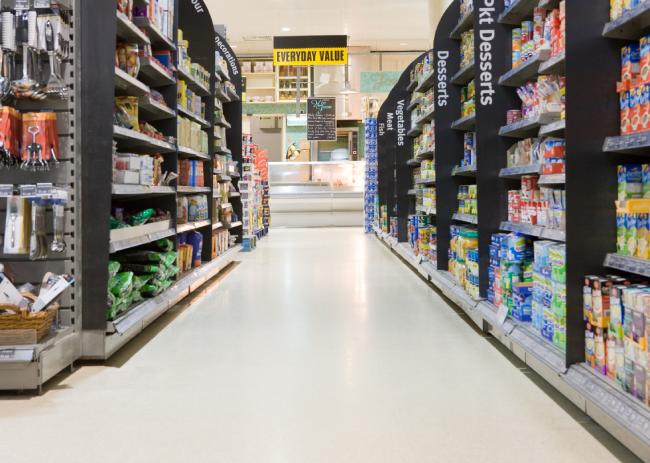 Supermarket layout planning