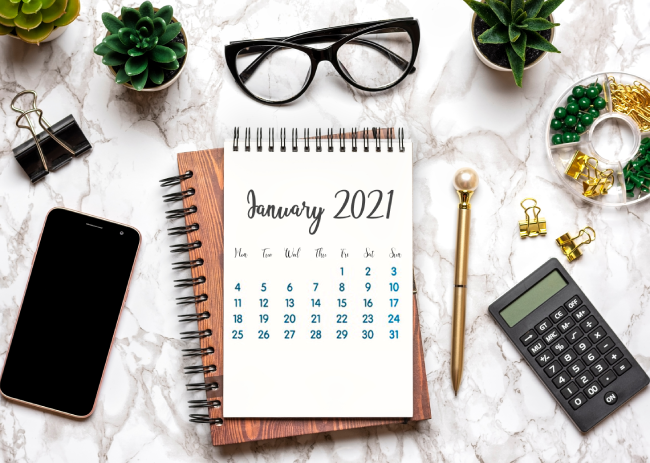 What Are Monthly Goals?