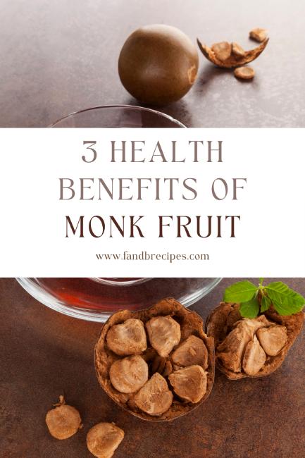 3 Health Benefits of Monk Fruit Pin